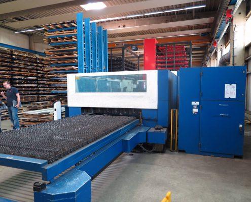 เครื่อง Laser ยี่ห้อ TRUMF รุ่น L3050 ปี 2003 1 (1)